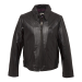 SCHOTT LC5100 Classic Leather Jacket - fekete marhabőr