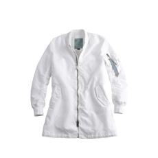 Alpha Industries MA-1 TT Coat Női - fehér