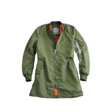 Alpha Industries MA-1 TT Coat Női - sage green