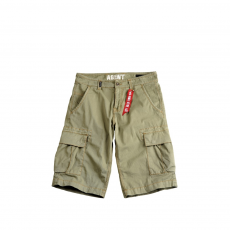 Alpha Industries Agent Short - light olive