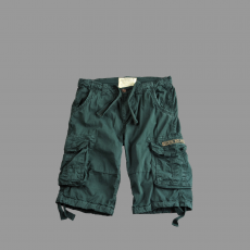 Alpha Industries Jet Short - dark petrol