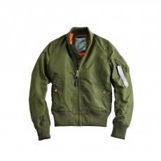 Alpha Industries MA-1 TT női - dark green