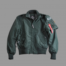 Alpha Industries Starfighter - dark petrol