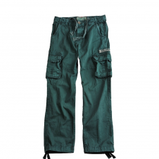 Alpha Industries Jet Pant - dark petrol