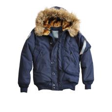 Alpha Industries Polar Jacket SVL Női - replica blue