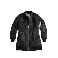 Alpha Industries MA-1 Coat Női - fekete