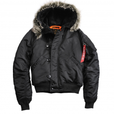 Alpha Industries N2B VF 59 - fekete