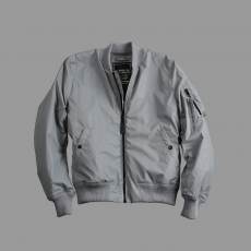 Alpha Industries MA-1 VF Reflective - ezüst