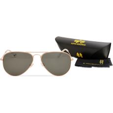 Alpha Industries Top Gun napszemüveg - arany