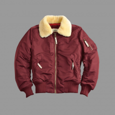 Alpha Industries Injector III - burgundy