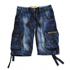 Alpha Industries Jet Denim - dark denim