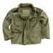 Alpha Industries Kids Air Field Skull Jacket - olive