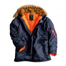 Alpha Industries N3B VF 59 Női - replika kék