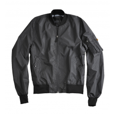 Alpha Industries MA-1 Reflective - fekete
