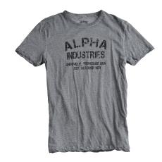 Alpha Industries Desert War T - szürkés fekete
