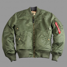 Alpha Industries MA-1 VF Rev II - sage green
