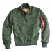 Alpha Industries MA-1 TT női - sage green