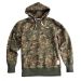Alpha Industries Easy Hoody - woodl. camo