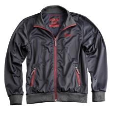 Alpha Industries Track Suit Jacket - greyblack