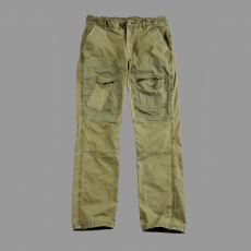 Alpha Industries RS Flight Pant SF - olive