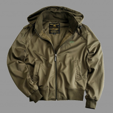 Alpha Industries Hawk Soft Shell - olive