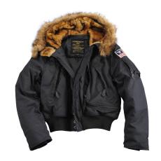 Alpha Industries Polar Jacket SV - fekete