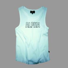 Alpha Industries Track Top - fehér