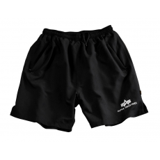 Alpha Industries Sport Swim Short - fekete
