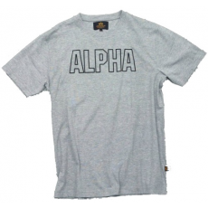 Alpha Industries Track T - szürke