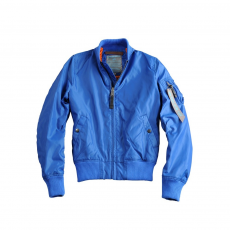 Alpha Industries MA-1 TT női - pacific blue