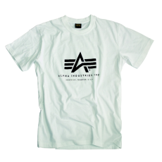 Alpha Industries Basic T - fehér póló