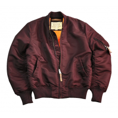 Alpha Industries MA-1 VF 59 - burgundy
