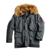 Alpha Industries Polar Jacket - replica grey