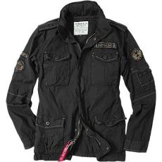 Alpha Industries Arlington - fekete dzseki