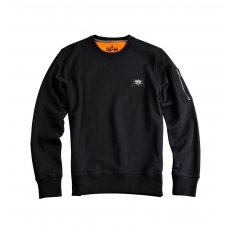 Alpha Industries X-Fit Basic Sweat - fekete