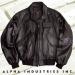 Alpha Industries CWU Leather bőrdzseki