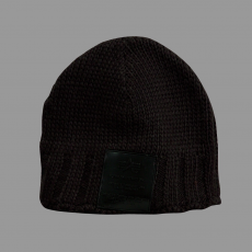 Alpha Industries Patch Beanie - fekete