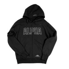 Alpha Industries Track Hd Jkt - fekete