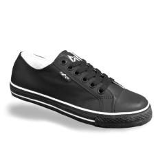 Alpha Industries Bullit low - fekete tornacipő