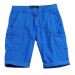 Alpha Industries Ground Crew Short - bright royal