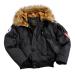 Alpha Industries Polar Jacket SV Wmn - fekete