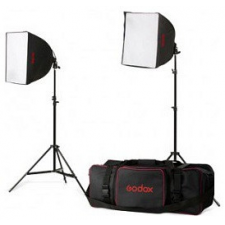 Godox AC Softbox 2 in 1 kit CL55K2 vaku