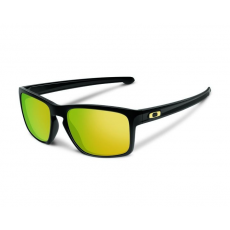 Oakley Sliver Polished Black 24k Iridium