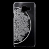 Samsung Galaxy A3 (2016) Áttetsző Tok RMPACK Dream&Mandala Life D08