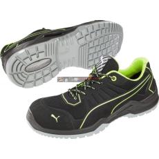 644210 PUMA Fuse TC Green Védőcipő S1P ESD SRC