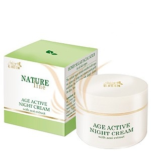 Lady Stella/Golden Green Nature Line Age active éjszakai krém 50 ml