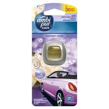 """AMBI PUR Autóillatosító, 2 ml, AMBI PUR """"Car"""", Moonlight vanilla tisztító- és takarítószer, higiénia"""