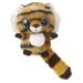 YooHoo Tigris plüss - 12,5 cm