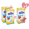 Beba 2+1 csomag akció BEBA Pro 2 tápszer - 6 - 12 hónapos korig 350g