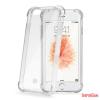 CELLY iPhone 5/5S/SE színes keretű hátlap,Fehér